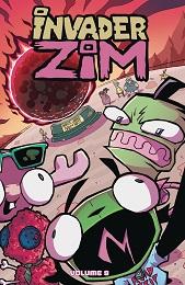 Invader Zim Volume 9 TP