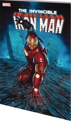 Invincible Iron Man: Search For Tony Stark TP