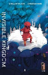 Invisible Kingdom no. 10 (2019 Series)