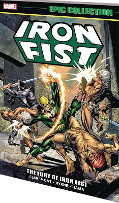 Iron Fist Epic Collection: Fury of Iron Fist TP