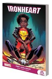 Ironheart: Riri Williams TP