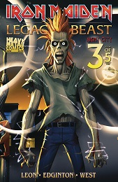 Iron Maiden: Legacy of the Beast Volume 2 no. 3 (3 of 5) (2019 Series)