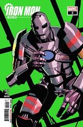 Iron Man 2020 no. 2 (2020 Series)