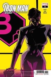 Iron Man 2020 no. 4 (2020 Series)