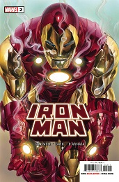 Iron Man no. 2 (2020 Series)