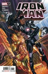Iron Man no. 7 (2020 Series)