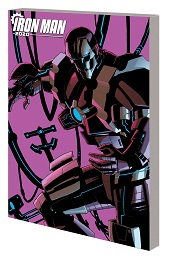 Iron Man 2020: Robot Revolution TP
