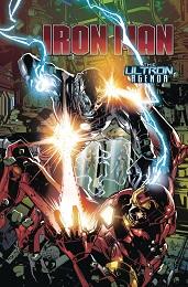 Iron Man Volume 4: The Ultron Agenda TP