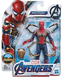 Avengers 6 Inch Action Figure: Iron Spider