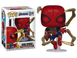 Funko POP: Marvel: Endgame: Iron Spider With Gauntlet