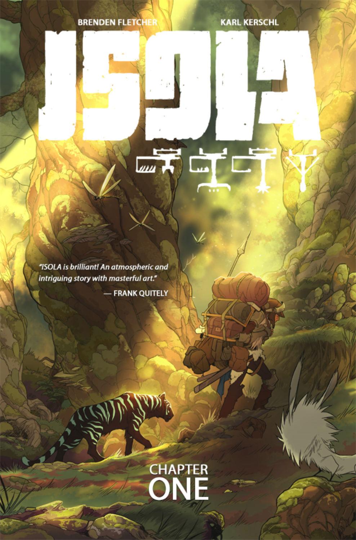 Isola: Volume 1 TP