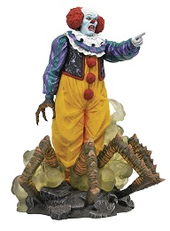 IT 1990 Gallery: Pennywise PVC Statue