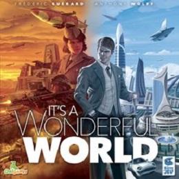 Its a Wonderful World Board Game