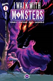 I Walk With Monsters no. 1 (2020 Series) (MR) (Thank You Variant)