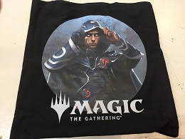 Magic the Gathering: Jace Beleren Canvas Tote Bag