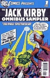 Jack Kirby: Omnibus Sampler (2011) One-Shot - Used