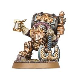 Warhammer: Age of Sigmar: Jakkob Bugmansson XI: Brewmaster General