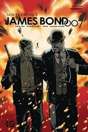James Bond 007 no. 12 (2018 Series)