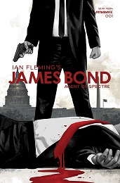 James Bond: Agent of Spectre no. 1 (2021 Series)