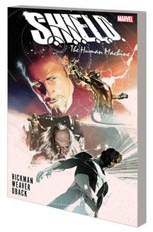 Shield Volume 1: The Human Machine TP