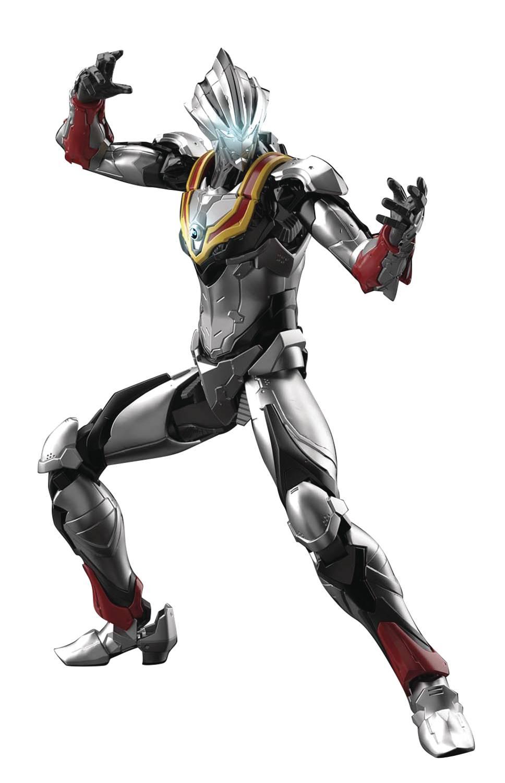 Ultraman Evil Tiga Action Figure Model Kit