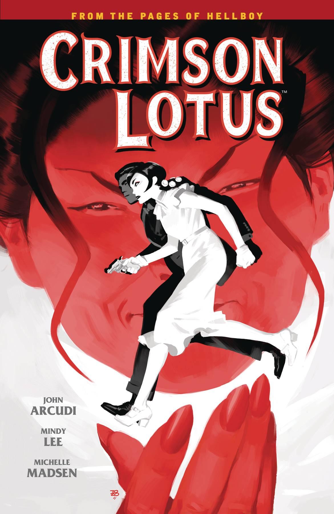 Crimson lotus TP