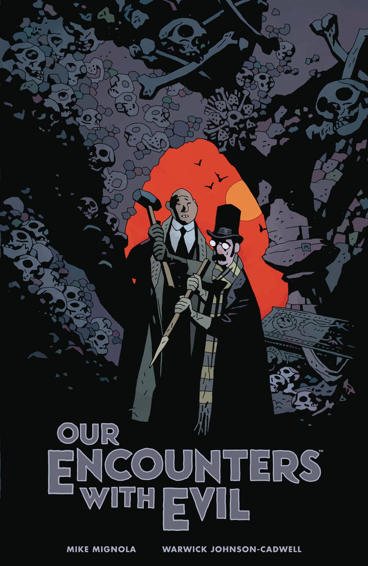 Our Encounters with Evil HC