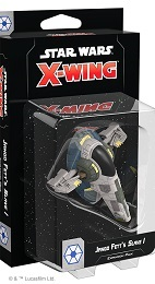 Star Wars X-Wing 2nd Edition: Jango Fett's Slave I Expansion