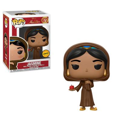 Funko POP: Aladdin: Jasmine in Disguise (Chase)