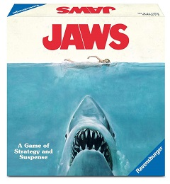 JAWS Board Game - USED - By Seller No: 16113 Taylor Smith