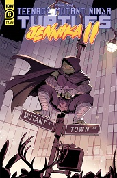 Teenage Mutant Ninja Turtles: Jennika II no. 6 (2020 Series)