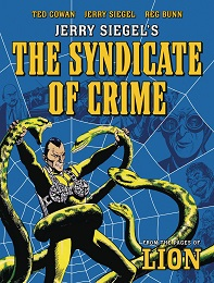 Jerry Siegel's The Syndicate of Crime TP