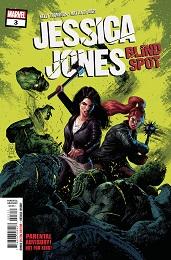 Jessica Jones: Blind Spot no. 3 (2020 Series)