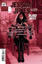 Jessica Jones: Blind Spot no. 4 (2020 Series)