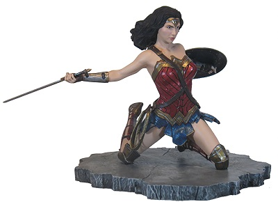 JLA Movie: Wonder Woman PVC Statue