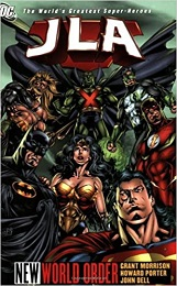 JLA: New World Order TP - Used