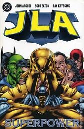 JLA: Superpower (1999) One-Shot - Used