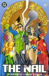 Justice League: The Nail (1998 Series) Complete Bundle - Used