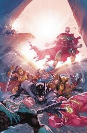 Justice League Volume 5: Justice Doom War TP