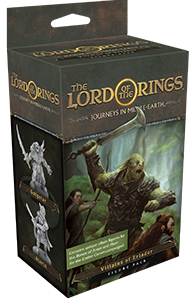 The Lord of the Rings: Journeys in Middle-Earth: Villains of Eriador Figure Pack