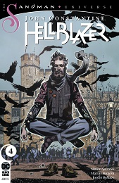 John Constantine: Hellblazer no. 4 (2019 Series) (MR)