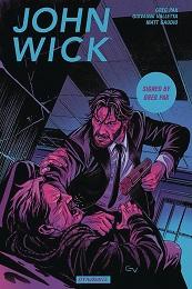John Wick Volume 1 HC (Signed by Greg Pak)