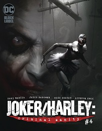 Joker Harley: Criminal Sanity no. 4 (2019 Series)