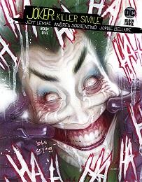 Joker: Killer Smile no. 1 (1 of 3) (2019 Series) (Variant) MR
