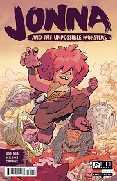 Jonna and the Unpossible Monsters no. 1 (2021 Series)