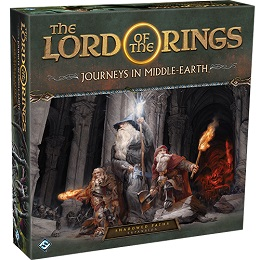 Lord of the Rings: Journeys in Middle Earth: Shadowed Paths