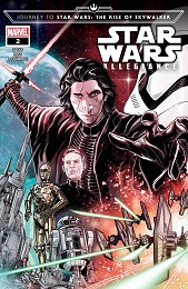 Journey to Star Wars: The Rise of Skywalker no. 2 (2019 Series)
