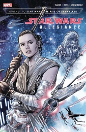 Journey to Star Wars the Rise of Skywalker: Star Wars Allegiance TP