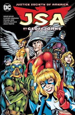 JSA By Geoff Johns: Volume 2 TP