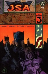 JSA: The Unholy Three TP Complete Bundle - Used